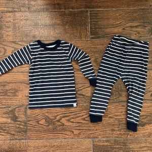 GAP 2 Piece Set Pajamas 18-24M